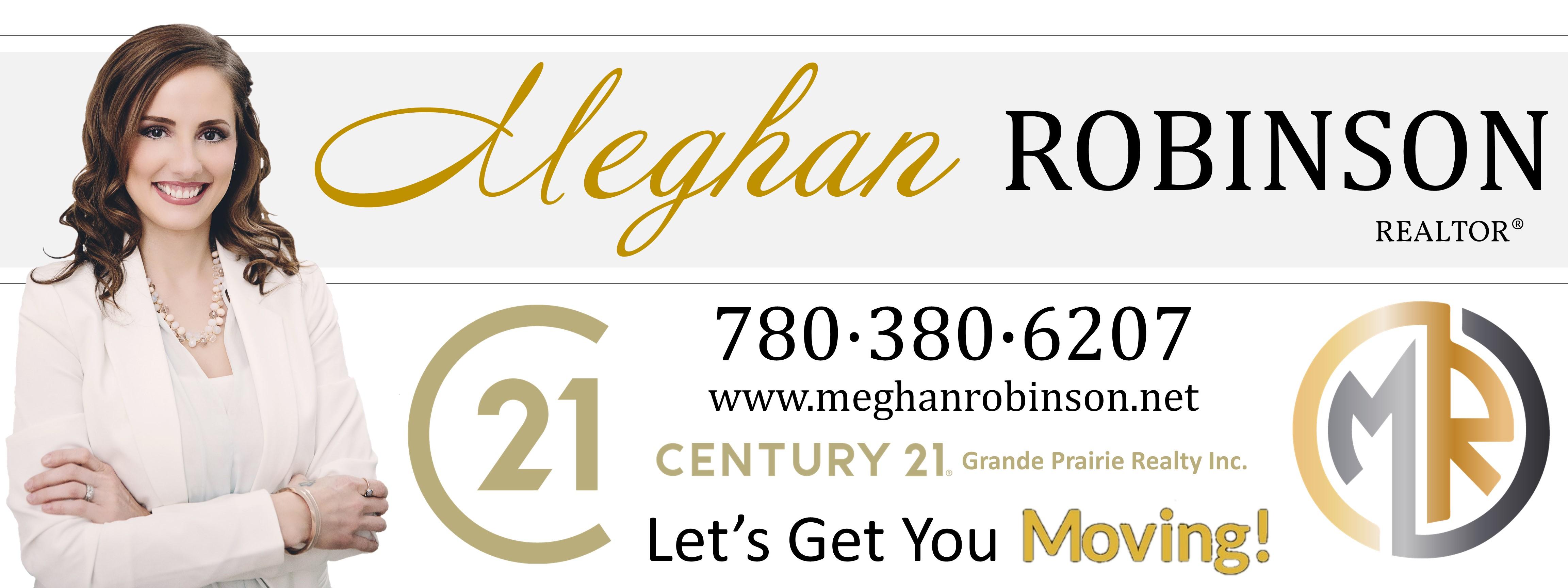 Meghan Robinson - Realtor in Grande Prairie, AB